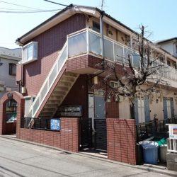 賃貸アパート ハイコーポ・キク 202